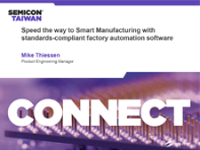 Speed the way to Smart Manufacturing